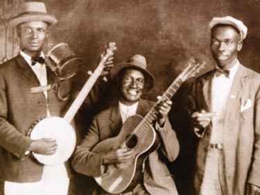 Gus Cannon(ガス・キャノン)with Jug Stompers