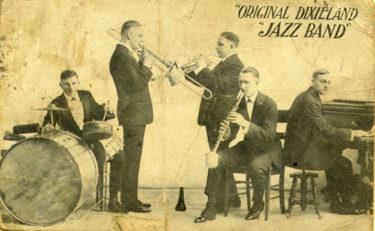Original Dixieland Jazz Band(オリジナル・ディキシーランド・ジャズ・バンド))