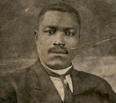 Reverend J.M. Gates (ジェームズ・M・ゲイツ牧師)