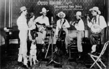 Otto Gray and His Oklahoma Cowboys(オットー・グレイ&オクラホマ・カウボーイズ)