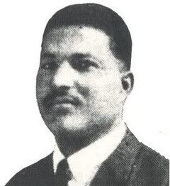 Rev. F.W. McGhee(フォード・ワシントン・マギー牧師)